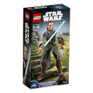 """<p>""""Awaken the power of the Force with buildable action hero Rey! Put her in a battle pose and gear her up with her blue Lightsaber and blaster pistol. If she runs into trouble, turn the wheel to take a swing at the First Order troopers!"""" $24.99 (Photo: Lego) </p>"""