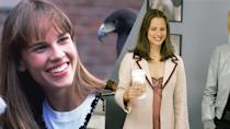 <p>Hilary Swank of <em>Boys Don't Cry</em>, <em>The Next Karate Kid</em> and <em>Million Dollar Baby</em> reaaaaaally looks like Jennifer Garner from <em>13 Going On 30</em>, <em>Alias</em> and <em>Elektra</em>. </p>