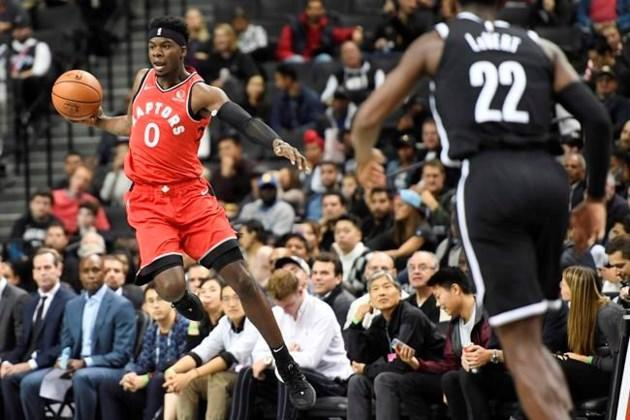 OG Anunoby leads Raptors past Nets 123-107 as Toronto closes out pre-season