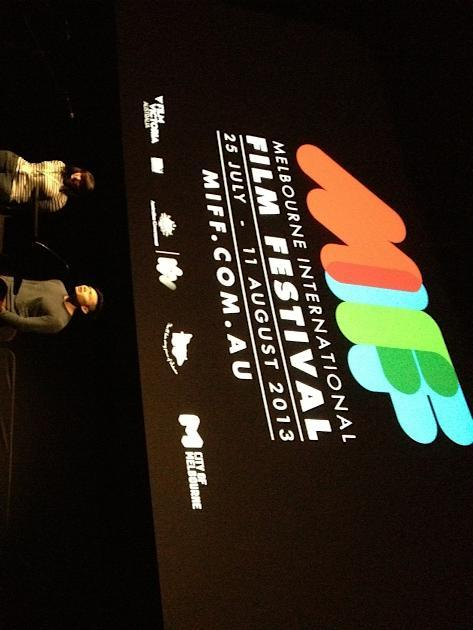 Chen's film got a good reception in Melbourne. (Photo courtesy of Anthony Chen)