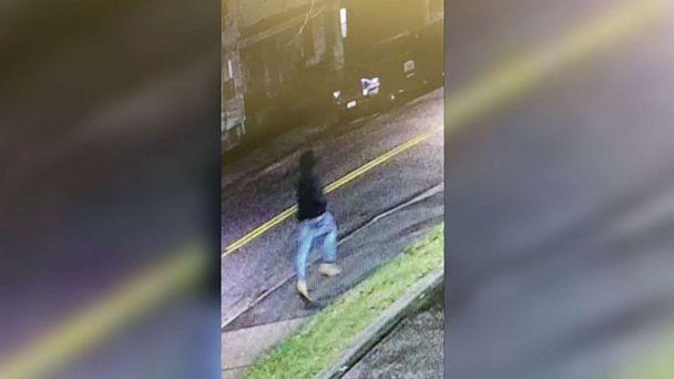PHOTO: Waltham, Massachusetts police released surveillance video to their Facebook page of a suspect believed to be responsible for a series of attacks. (Waltham Police Department via Facebook)