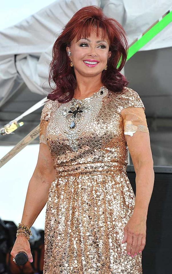 """January 11: Naomi Judd turns 65 Frederick Breedon/<a href=""""http://www.gettyimages.com/"""" target=""""new"""">GettyImages.com</a> - June 10, 2010"""