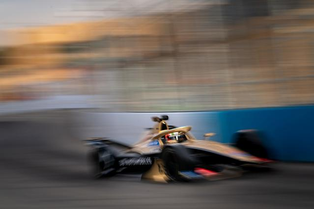 Techeetah tops FP3 with da Costa as Vergne crashes
