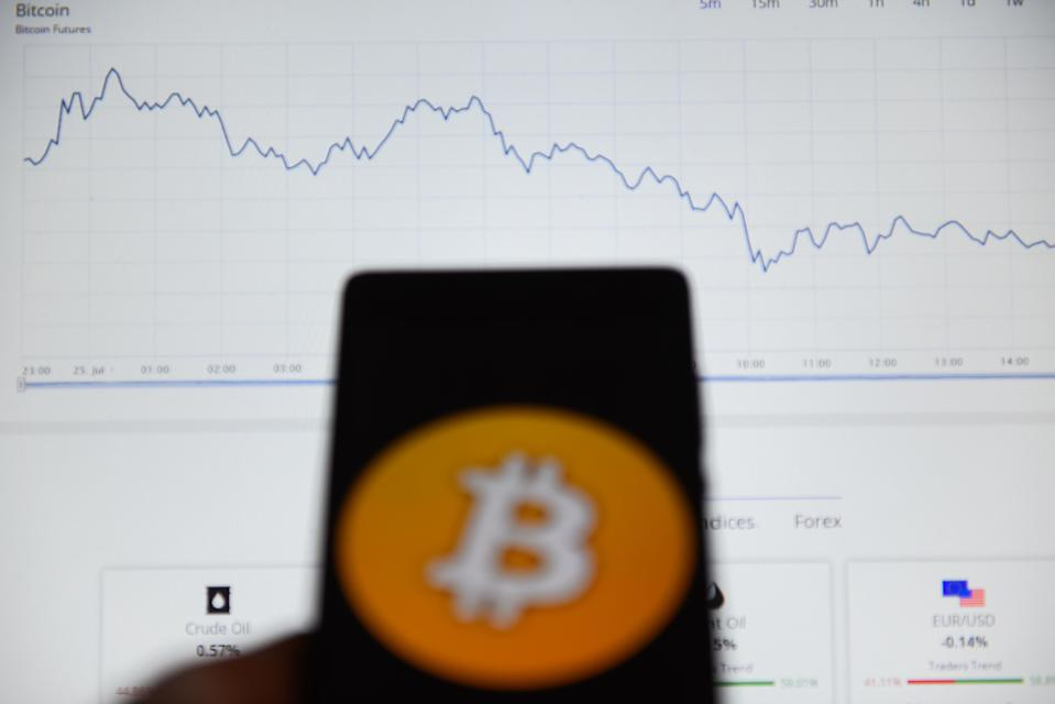 'They Sense Panic:' Why the Price of Bitcoin Is Tanking