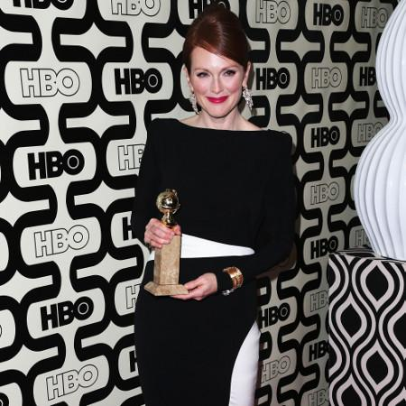 Julianne Moore: Wrinkles aren't fun