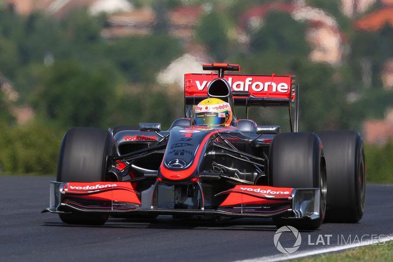 "2009: McLaren-Mercedes MP4-24<span class=""copyright"">Sutton Motorsport Images</span>"