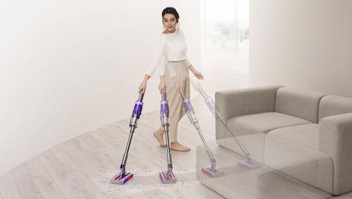 Cleaning After The Family Made Easy With The Dyson Omni-Glide Cordless Vacuum