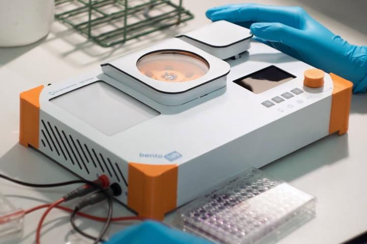 awesome tech you cant buy yet conductive legos bento lab compact portable affordable dna testing