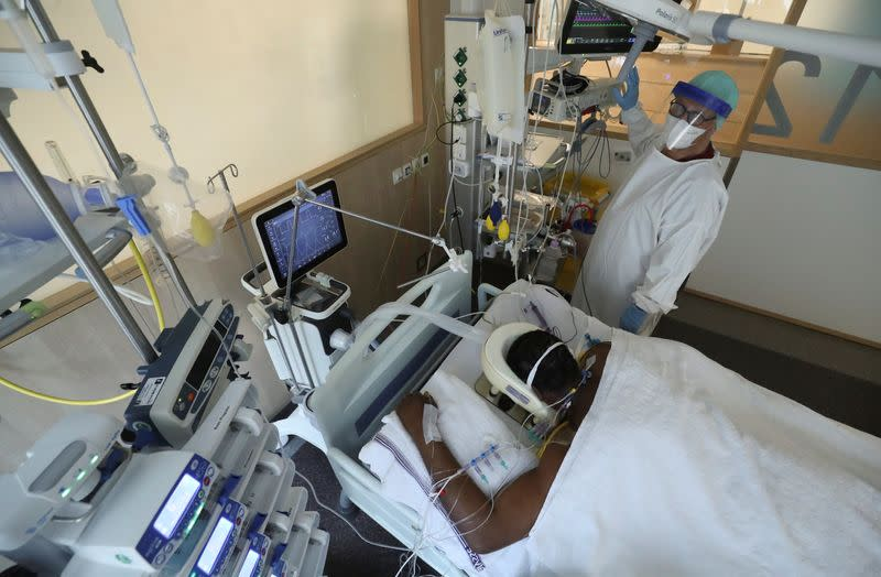 Belgium fears ICU beds may run out as COVID cases soar