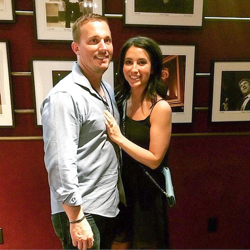 Dakota Meyer and Bristol Palin