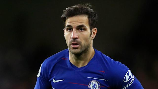Cesc Fabregas, who is reportedly on the brink of joining Monaco, has been named Chelsea captain against Nottingham Forest.