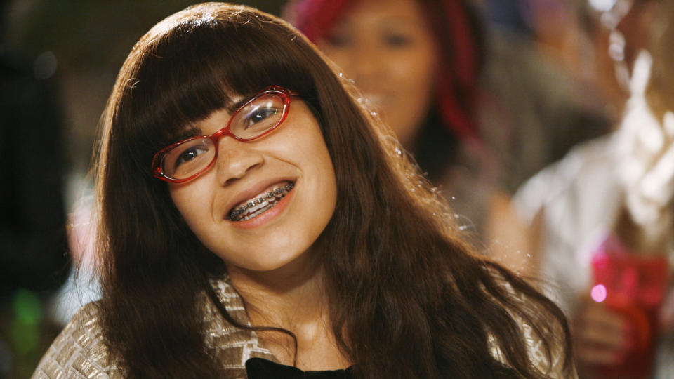America Ferrera in <em>Ugly Betty</em> (Photo: Patrick Harbron/ABC via Getty Images)