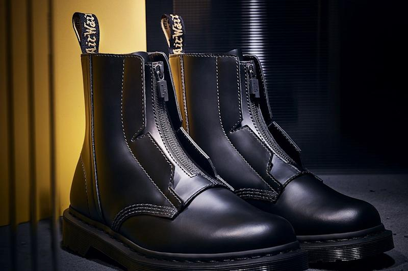 Photo credit: A-Cold-Wall x Dr Martens
