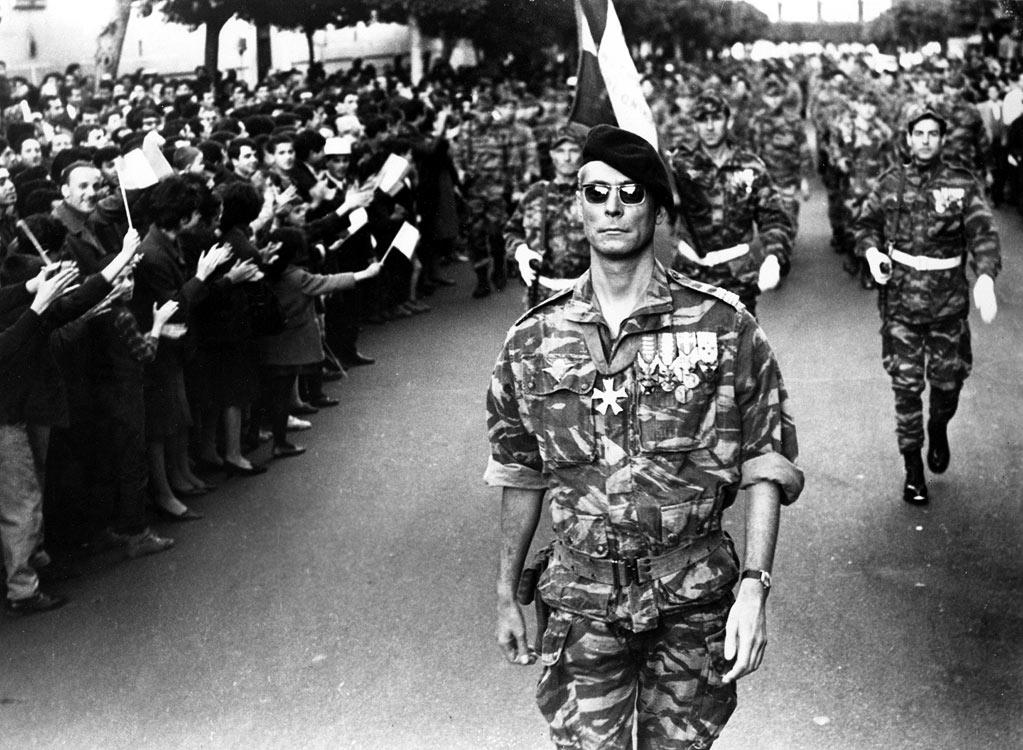 """<a href=""http://movies.yahoo.com/movie/the-battle-of-algiers/"">The Battle of Algiers</a>"": ""No film has ever captured the chaos and fear of an uprising as vividly as this film."""