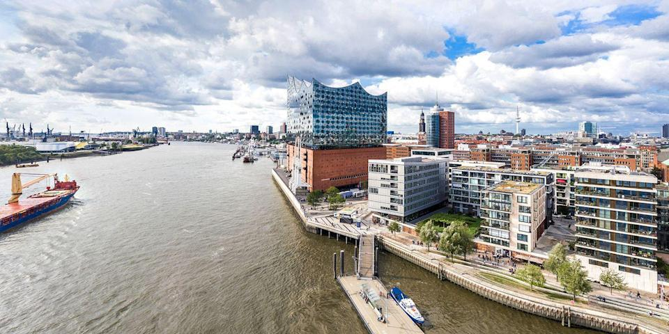"""<p>There's a lot happening in Hamburg, Germany's second-largest city. The striking Herzog and de Meuron-designed <a href=""""https://go.redirectingat.com?id=74968X1596630&url=https%3A%2F%2Fwww.tripadvisor.com%2FAttraction_Review-g187331-d1969484-Reviews-Elbphilharmonie-Hamburg.html&sref=https%3A%2F%2Fwww.redbookmag.com%2Flife%2Fg37132507%2Fup-and-coming-travel-destinations%2F"""" rel=""""nofollow noopener"""" target=""""_blank"""" data-ylk=""""slk:Elbphilharmonie"""" class=""""link rapid-noclick-resp"""">Elbphilharmonie</a> concert hall is making waves with its ultra modern design. Museum-wise, you can visit the traditional <a href=""""https://go.redirectingat.com?id=74968X1596630&url=https%3A%2F%2Fwww.tripadvisor.com%2FAttraction_Review-g187331-d243273-Reviews-Hamburger_Kunsthalle-Hamburg.html&sref=https%3A%2F%2Fwww.redbookmag.com%2Flife%2Fg37132507%2Fup-and-coming-travel-destinations%2F"""" rel=""""nofollow noopener"""" target=""""_blank"""" data-ylk=""""slk:Kunsthalle"""" class=""""link rapid-noclick-resp"""">Kunsthalle</a>, or see a contemporary exhibit at the <a href=""""https://go.redirectingat.com?id=74968X1596630&url=https%3A%2F%2Fwww.tripadvisor.com%2FAttraction_Review-g187331-d7051933-Reviews-Deichtorhallen-Hamburg.html&sref=https%3A%2F%2Fwww.redbookmag.com%2Flife%2Fg37132507%2Fup-and-coming-travel-destinations%2F"""" rel=""""nofollow noopener"""" target=""""_blank"""" data-ylk=""""slk:Deichtorhallen"""" class=""""link rapid-noclick-resp"""">Deichtorhallen</a>, housed in two restored 19th-century market halls. Plus, the upcale <a href=""""https://go.redirectingat.com?id=74968X1596630&url=https%3A%2F%2Fwww.tripadvisor.com%2FHotel_Review-g187331-d11809998-Reviews-The_Fontenay_Hamburg-Hamburg.html&sref=https%3A%2F%2Fwww.redbookmag.com%2Flife%2Fg37132507%2Fup-and-coming-travel-destinations%2F"""" rel=""""nofollow noopener"""" target=""""_blank"""" data-ylk=""""slk:Fontenay"""" class=""""link rapid-noclick-resp"""">Fontenay</a> hotel on Lake Alster recently opened its doors. </p>"""