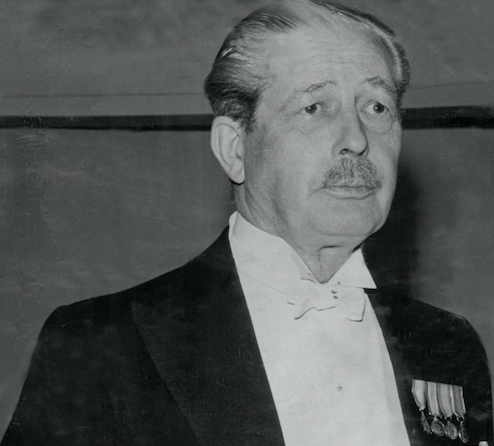 Content: Prime Minister Harold Macmillan said that Brits never had it so good (Rex)