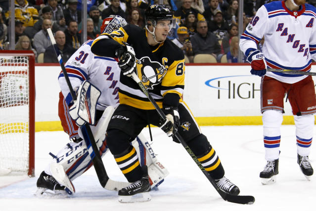 Those darn Rangers and Penguins are hogging all the nationally televised games.