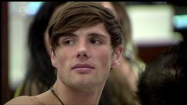 Big Brother 2012: Arron Argues Again