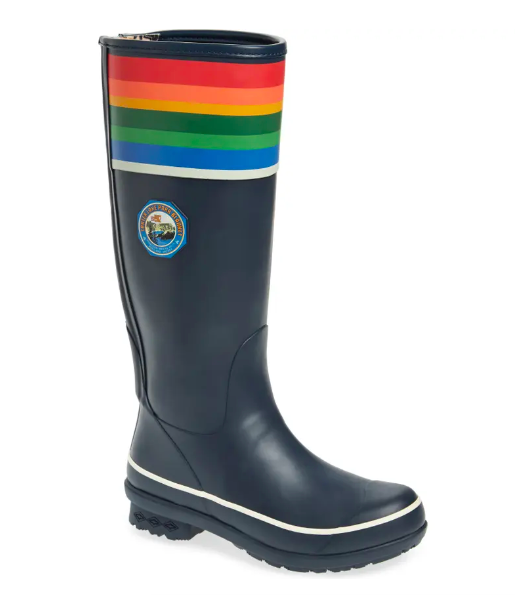 Pendleton Crater Lake National Park Tall Rain Boot. Image via Nordstrom.