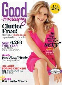 Trusted, Tested, Transformed: Welcome to the New Good Housekeeping