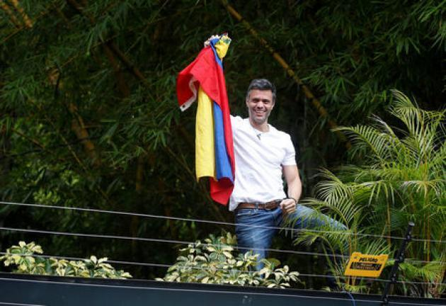 Granted house arrest, Venezuela opposition leader vows to fight on