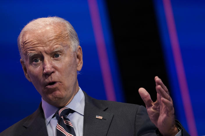 Joe Biden. (Drew Angerer/Getty Images)