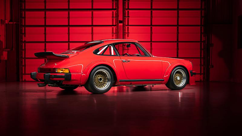 The first production 1976 Porsche 934