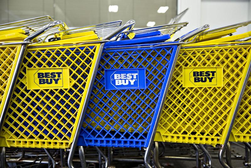 Best Buy CEO Sees Sales Growth Accelerating on New Services