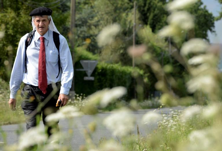 A former shepherd, Jean Lassalle says he knows France best after walking more than 5,000 km across the country in 2013