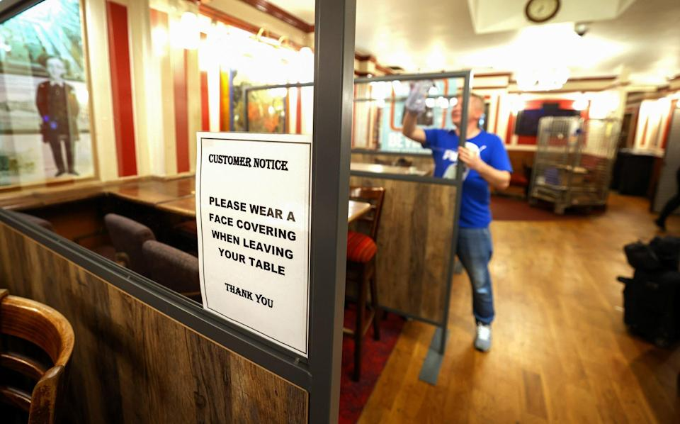Wetherspoon - Chris Ratcliffe/Bloomberg