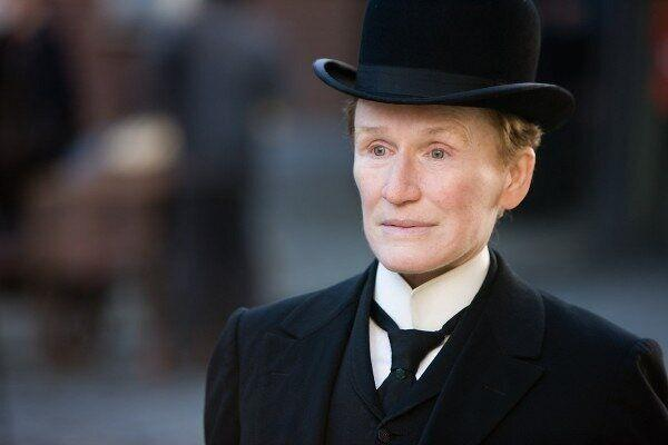 "Glenn Close played a woman posing as a man in 2011's ""Albert Nobbs."" The actress truly disappeared into the role and earned herself a Best Supporting Actress nomination. Unfortunately, she didn't take home the award, but she was up against some stiff competition (re: Meryl Streep)."