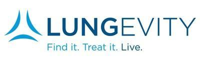 LUNGevity Foundation logo (PRNewsfoto/LUNGevity Foundation)