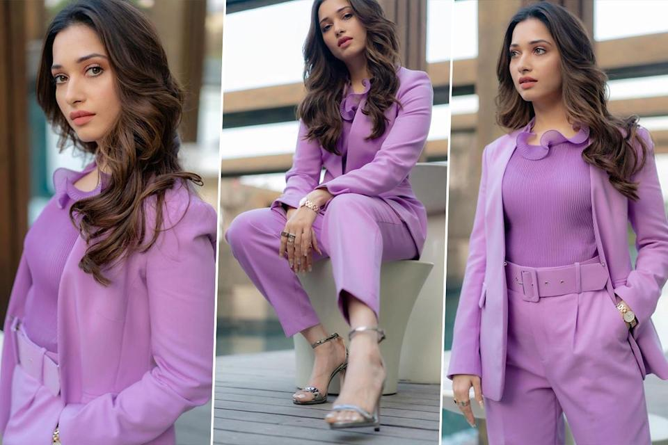 Tamannaah Bhatia Fashion Moments