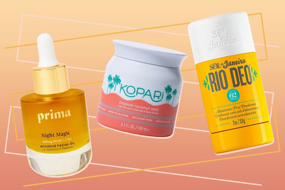 I Test Tons of Beauty Products Every Month, but These Are the 10 I'm Loving the Most