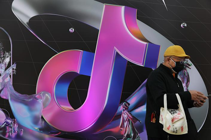 On its 'branded content policy' page, TikTok has added financial services and products to its list of 'globally prohibited industries'. Photo: Reuters