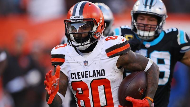 new york 09468 181d7 Jarvis Landry to Pro Bowl in place of DeAndre Hopkins
