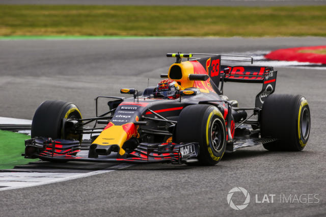 """2017: Red-Bull-Renault RB13 <span class=""""copyright"""">Charles Coates / Motorsport Images</span>"""