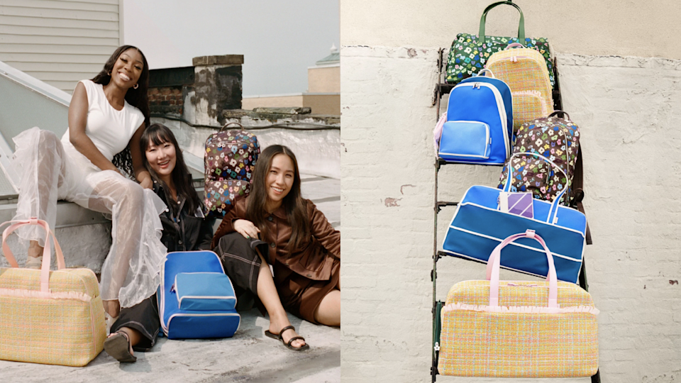 Away just launched a line of designer suitcases—here's what to buy