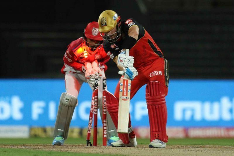 Aaron Finch failed to deliver at the top of the order for RCB in IPL 2020 [P/C: iplt20.com]