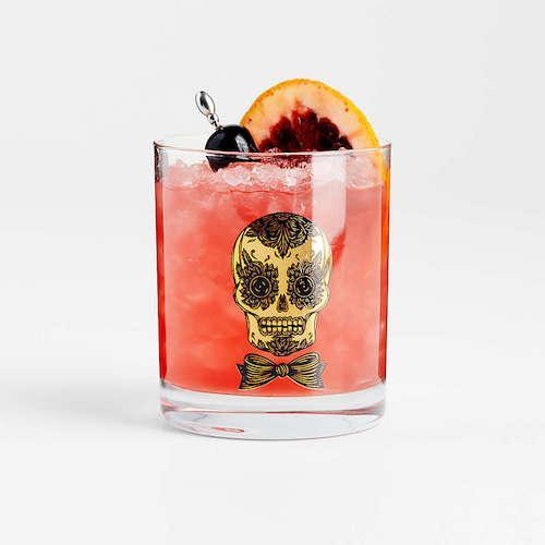 Patch NYC Edgar Double Old Fashioned Glass