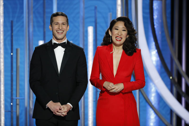 What You Didnt See On Tv At The 2019 Golden Globe Awards