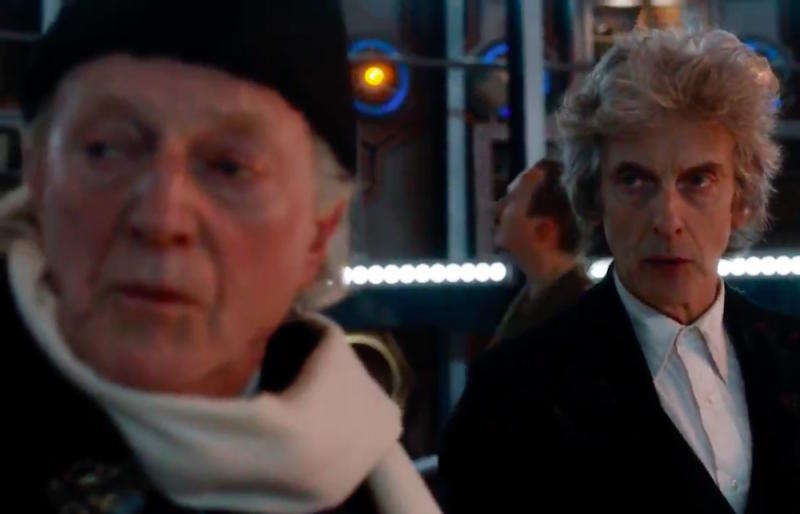 """The """"Doctor Who"""" Christmas special features a two Doctor team-up, so get ready to watch 1 and 12 ..."""