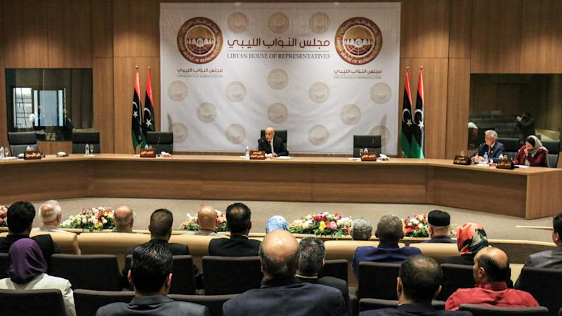 Concerns mount for abducted Libyan lawmaker, Amnesty says