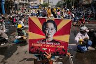 The ouster and arrest of civilian leader Aung San Suu Kyi in February has plunged Myanmar back into military rule after a 10-year experiment with democracy