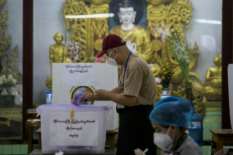 The election will be just the second since Myanmar nation emerged from nearly half a century of junta rule in 2011