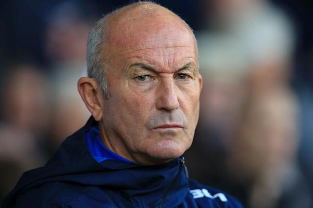 West Bromwich Albion sacked manager Tony Pulis after a miserable run of form that has seen the Chinese-owned club slump to 17th in the Premier League table (AFP Photo/Lindsey PARNABY)