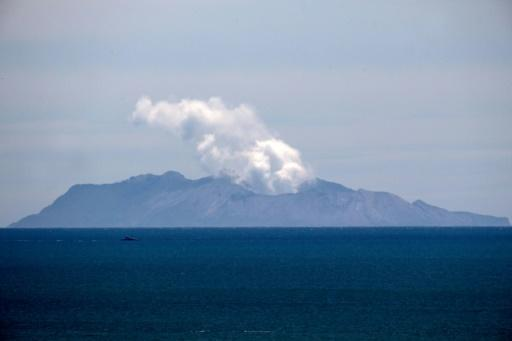 Authorities said a wave of volcanic debris and rainfall since the December 9 eruption almost certainly swept the two bodies still missing off the island and into the sea