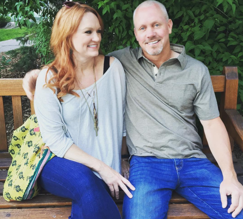 Ree Drummond and Ladd Drummond