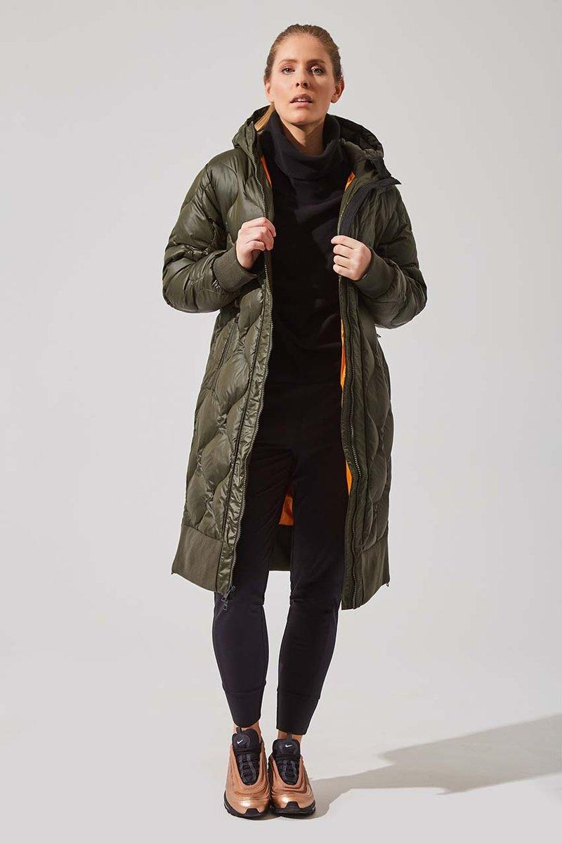 Element Recycled Polyester Down Filled Parka. Image via MPG Sport.