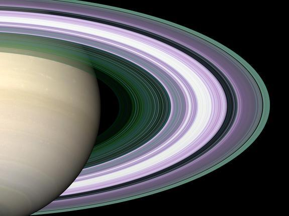 Cassini Probe Celebrates 10 Years at Saturn Today